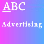 ABC Vision logo Advertising