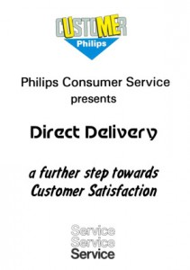 Philips Consumer Service training video